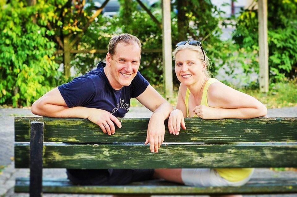 Christliches Paar - verbunden im Glauben - Christliche Partnersuche