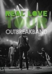 Outbreakband in Köln - Real Love Tour - Konzert - Köln