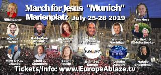 March for Jesus Pre-Event, Sonstiges, Moosach, Bayern