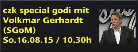 CZK special godi mit Volkmar Gerhardt, besonderer