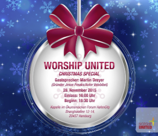 Worship United «Christmas Special», Party, Hamburg-HafenCity