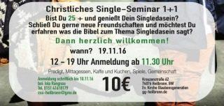 Christliche singles baden württemberg