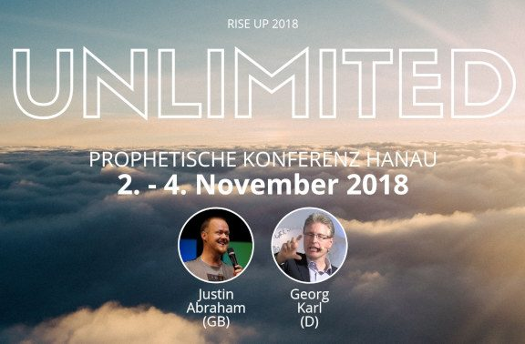 """Rise up!"" Unlimited - Konferenz - FCG Hanau - Glory Life Zentrum"